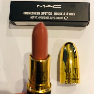 🎈Brand New 🎈MAC Lipstick Cremesheen Rouge light
